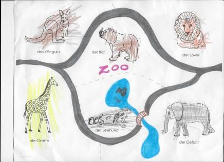 Zoo Karte AMR GitA