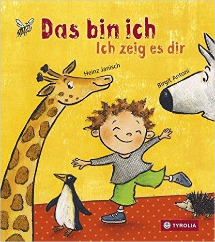 das-bin-ich-book