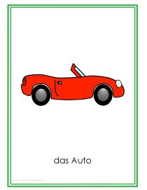 Fahrzeuge Posters GitA-Auto