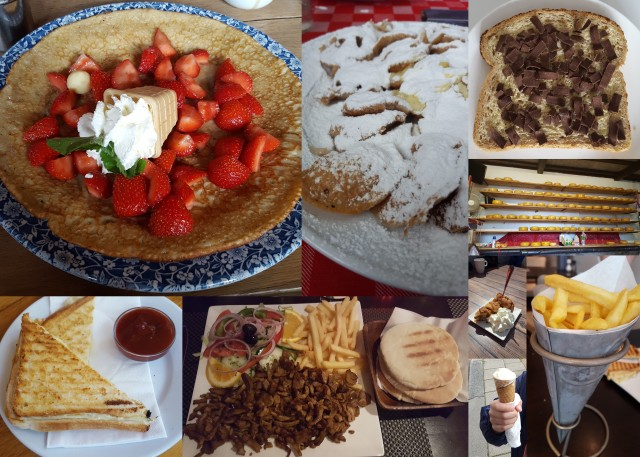 !Dutch Food collage