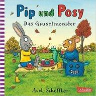 Pip und Posy Gruselmonster