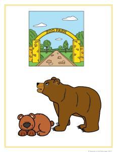 Unser kleiner Bär im Zoo mit Bildern-page-004