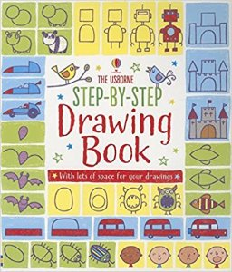 Usborne drawing book