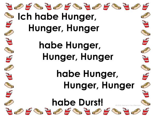Ich habe Hunger SONGTEXT-page-002