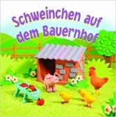 Schweinchen auf dem Bauernhof