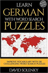 Learn German with Word Search Puzzles