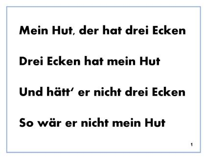 Mein Hut Songtext-page-002